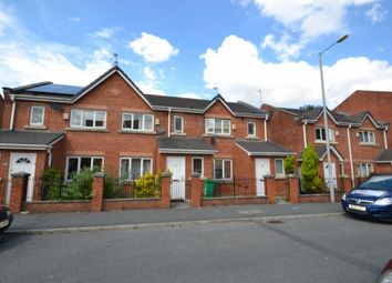 Thumbnail 3 bed terraced house to rent in Ribston Street, Hulme, Manchester
