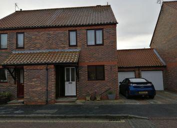 Thumbnail 2 bedroom flat to rent in Minster Moorgate, Beverley