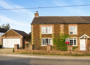 Thumbnail 3 bed cottage for sale in Station Road, Middleton, King's Lynn
