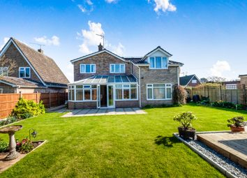 Thumbnail 4 bed detached house for sale in Farm Close, Bungay