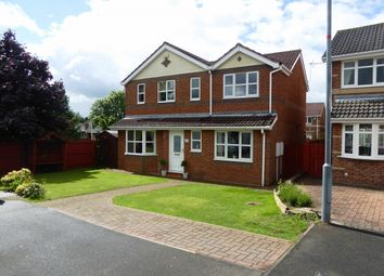 Thumbnail 4 bed detached house to rent in Graythwaite, Chester Le Street