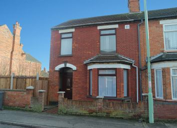 Thumbnail 3 bedroom end terrace house for sale in Sussex Road, Lowestoft