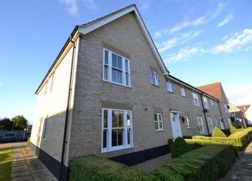 Thumbnail 2 bed flat to rent in Bromedale Avenue, Mulbarton, Norwich