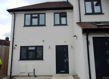 Thumbnail 3 bed end terrace house to rent in Wharncliffe Drive, Southall, Middlesex