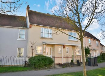 Thumbnail 2 bed terraced house for sale in Baynard Avenue, Flitch Green, Dunmow