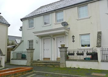 Thumbnail 3 bed end terrace house for sale in Cadogan Close, Johnston, Haverfordwest