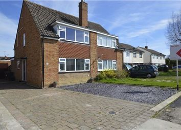 Thumbnail 4 bed semi-detached house for sale in Emlyn Road, Horley
