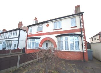 Thumbnail 2 bed semi-detached house to rent in Leith Avenue, Thornton-Cleveleys, Lancashire
