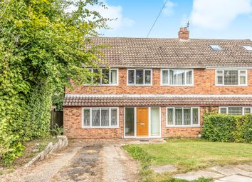 Thumbnail 5 bed semi-detached house for sale in Sermon Road, Teg Down, Winchester