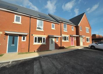 Thumbnail 2 bed terraced house for sale in Harrow Drive, Bishops Cleeve, Cheltenham