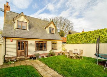Thumbnail 2 bed detached house for sale in Nightingale Close, Bassingbourn, Royston, Cambridgeshire
