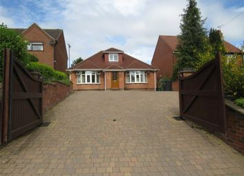 Thumbnail 3 bed detached bungalow for sale in Ryknield Road, Kilburn, Belper