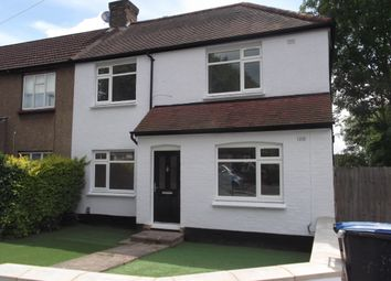 Thumbnail 4 bed end terrace house to rent in Addison Avenue, Southgate