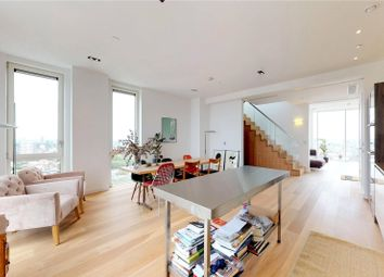 Thumbnail 2 bed flat to rent in Avantgarde Tower, 1 Avantgarde Place, London