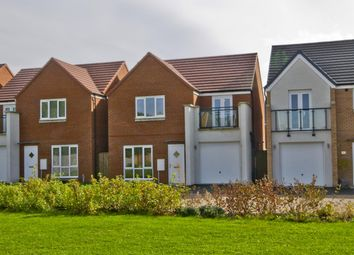 Thumbnail 4 bedroom detached house for sale in Deepdale Avenue, Whitewater Glade, Stockton-On-Tees, England