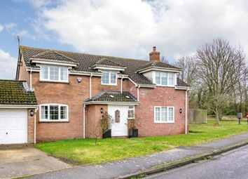 Thumbnail 4 bed detached house for sale in Swan Meadow, Pewsey, Wiltshire