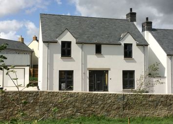 Thumbnail 4 bed detached house for sale in Plot 78, Bellacouch Meadow, Chagford