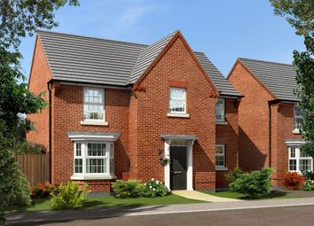 "Thumbnail 4 bed detached house for sale in ""Mitchell"" at Maw Green Road, Crewe"