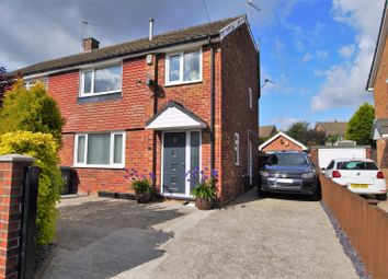 Thumbnail 4 bed semi-detached house for sale in Greenwood Crescent, Wickersley, Rotherham