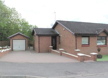 Thumbnail 2 bedroom semi-detached bungalow for sale in Drumglass View, Croy, Kilsyth