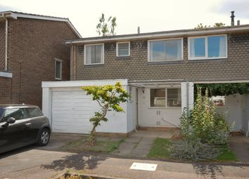 Thumbnail 4 bed semi-detached house to rent in Stansgate Avenue, Cambridge