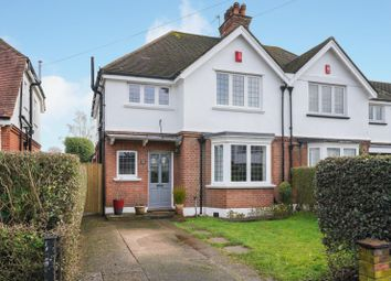 3 bed semi-detached house for sale in Sidney Road, Walton On Thames KT12