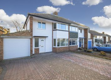 Thumbnail 3 bed semi-detached house for sale in Whitby Road, Nunthorpe