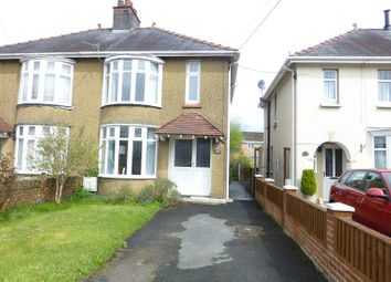 Thumbnail 2 bed semi-detached house for sale in Ammanford Road, Llandybie, Ammanford, Carmarthenshire.