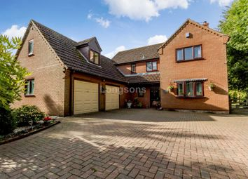 5 bed detached house for sale in Cook Road, Holme Hale, Thetford IP25
