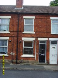 Thumbnail 2 bed terraced house to rent in Alfred Street, Sutton In Ashfield