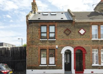 Thumbnail 3 bed end terrace house for sale in Stevens Avenue, London