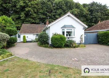 Thumbnail 3 bedroom bungalow for sale in Station Road, Corton, Lowestoft