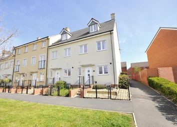 Thumbnail 3 bed end terrace house for sale in Mascroft Road, Trowbridge, Wiltshire