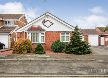 Thumbnail 2 bed detached house for sale in Moorfield Gardens, Cleadon, Sunderland