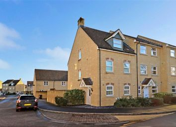 Thumbnail 4 bed end terrace house for sale in 12, Avenue De Gien, Malmesbury, Wiltshire