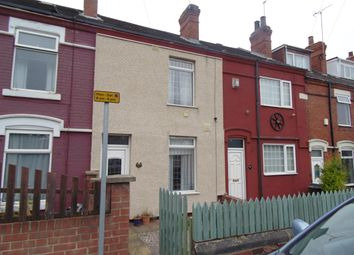 Thumbnail 2 bed terraced house to rent in Southmoor Road, Hemsworth