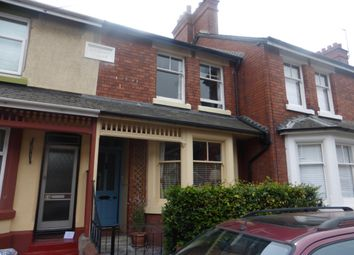 Thumbnail 3 bed terraced house to rent in Baysham Street, Hereford