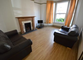 Thumbnail 6 bed terraced house to rent in Albert Terrace, Middlesbrough