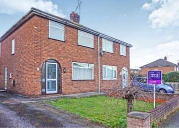 Thumbnail 3 bed semi-detached house for sale in Bryn Avenue, Wrexham