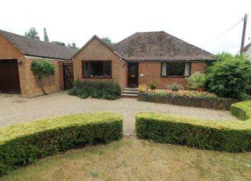 Thumbnail 3 bed detached bungalow for sale in Beech Lane, Woodcote, Reading