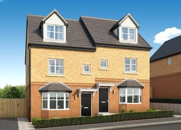 "Thumbnail 3 bed property for sale in ""The Rathmell At The Woodlands "" at Newbury Road, Skelmersdale"