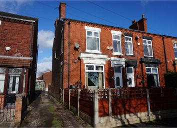 Thumbnail 4 bed end terrace house for sale in Bardsley Vale Avenue, Bardsley, Oldham