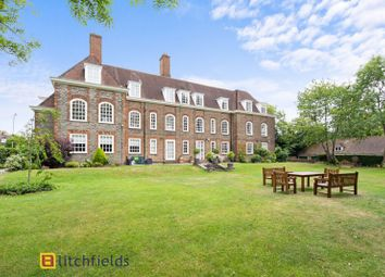 South Square, Hampstead Garden Suburb NW11. 3 bed flat