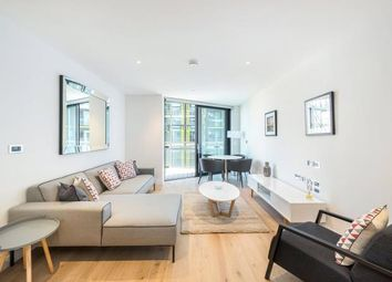 Thumbnail 2 bedroom flat for sale in Riverlight Quay, London