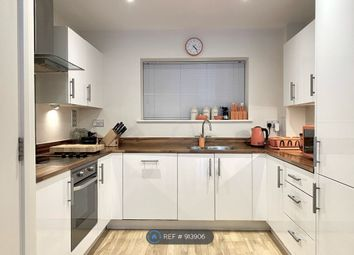 Thumbnail 1 bed flat to rent in Sun Passage, London