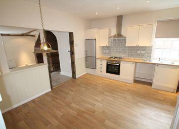 Thumbnail 2 bedroom flat to rent in New Houses, The Street, Shottisham, Woodbridge