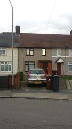 Thumbnail 3 bed terraced house to rent in Wren Road, Dagenham