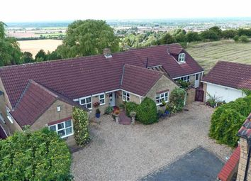 Thumbnail 4 bed bungalow for sale in Viking Close, Waddington, Lincoln