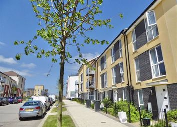 Thumbnail 3 bed town house to rent in Charlton Boulevard, Patchway, Bristol