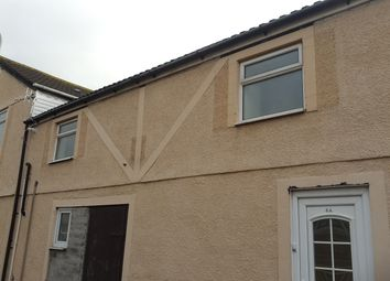 Thumbnail 1 bed flat to rent in Burrows Road, Sandfields, Swansea